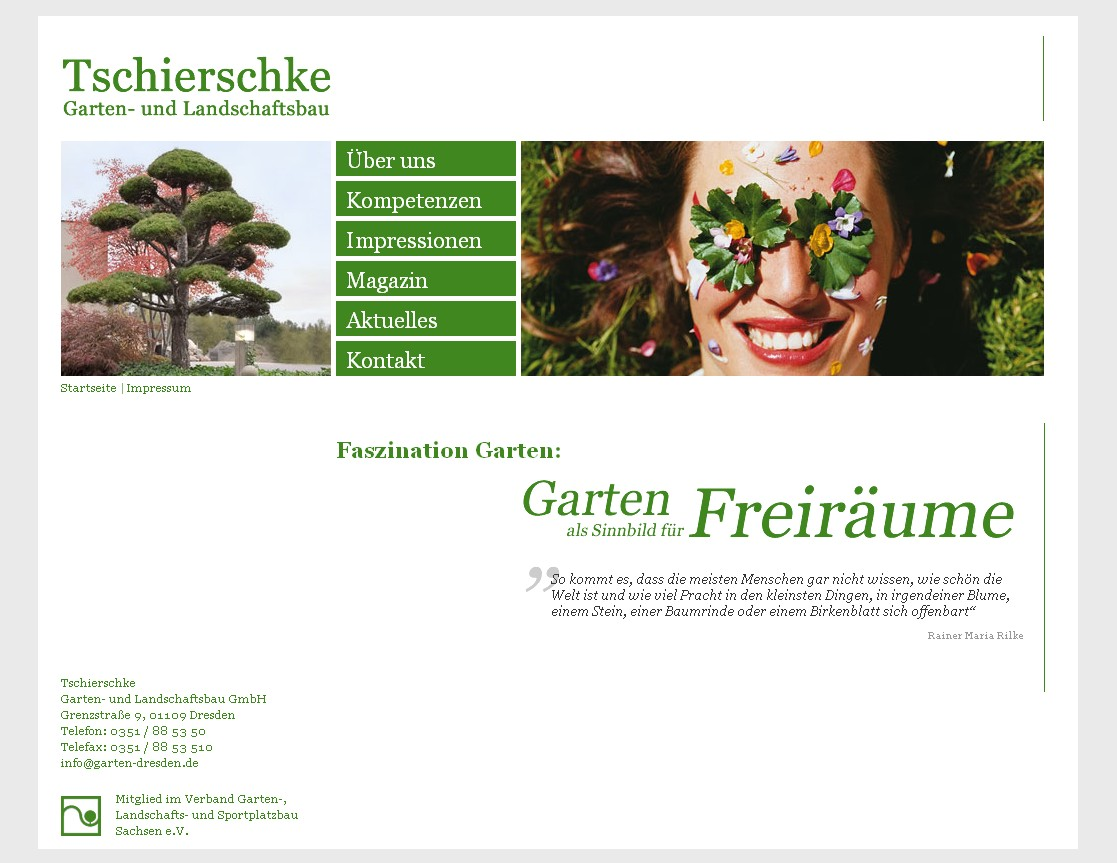 b_log _ screen:b* _ webdesign grafikdesign dresden : flyer und, Gartenarbeit ideen