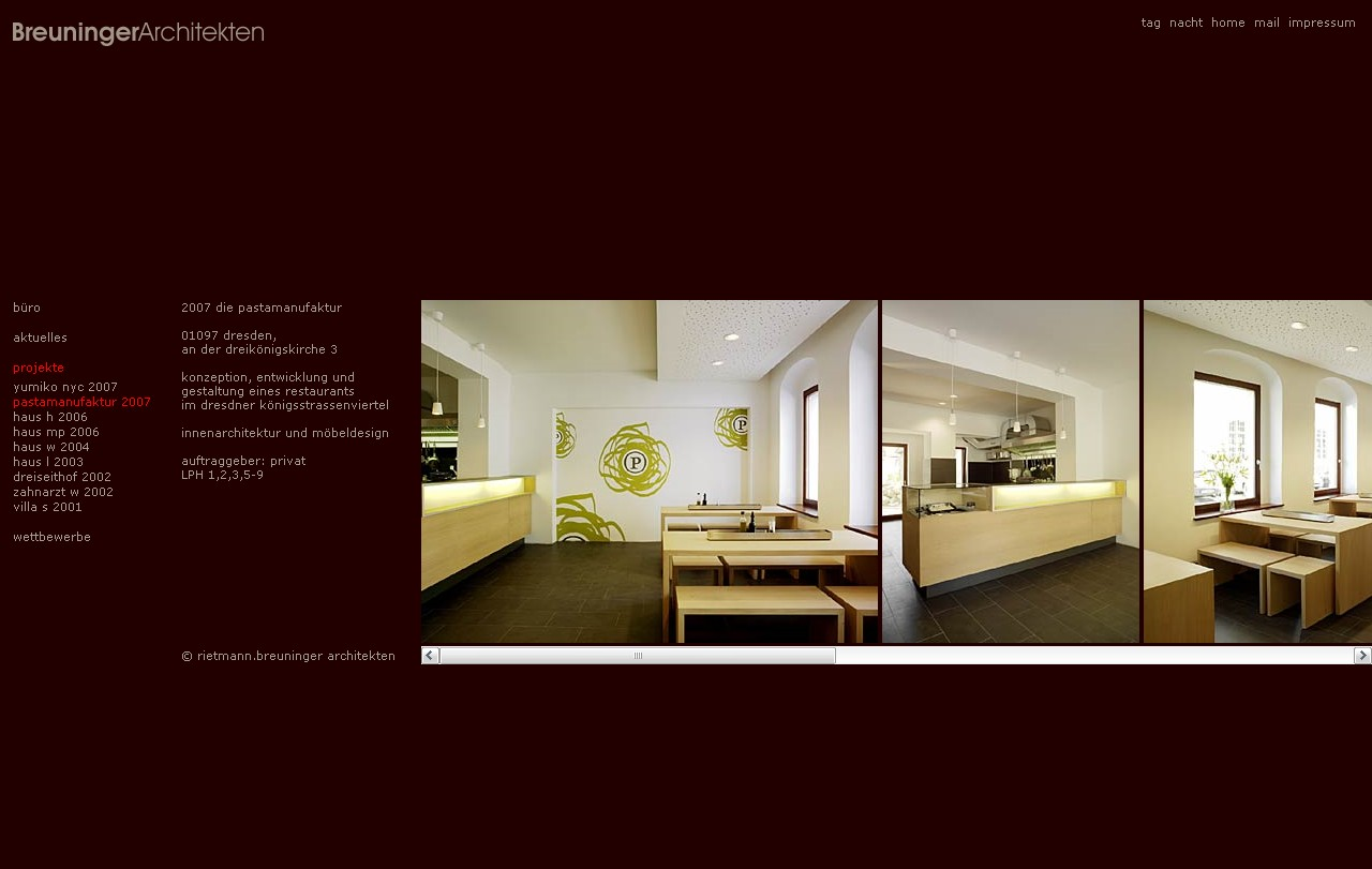 Architektur – B_LOG _ screen:b* _ Webdesign Grafik Dresden